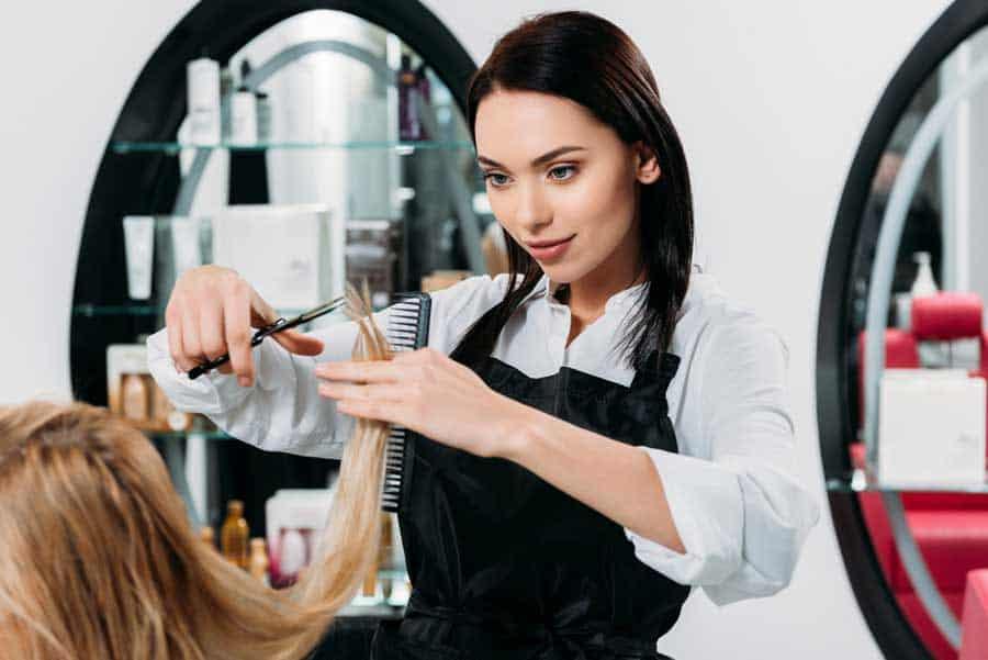 Friseur - den Meister machen © depositphotos.com